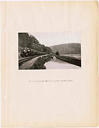 Burnside, D. D. -- Development of early types of locomotives used by the Baltimore and Ohio Railroad