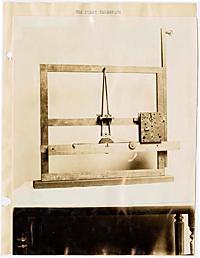 Prangley, A. G., Jr. -- The first telegraph