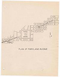 Bartelmes, Raymond F. -- The History and Development of Maryland Avenue in the Nation's Capital