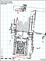 Thumbnail for 2001 Overall Trench Plan
