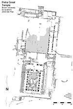 Thumbnail for 2003 Overall Trench Plan
